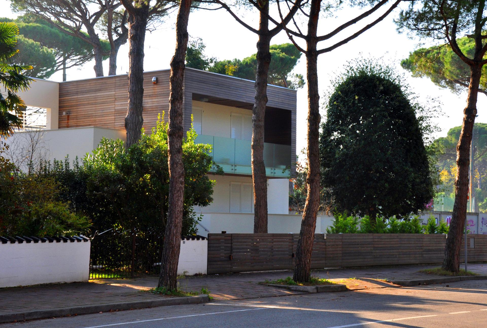 Residenza Milano Marittima: restauro
