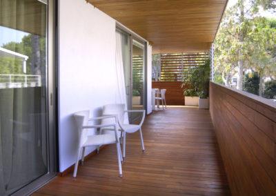 Milano Marittima: complesso residenziale a basso consumo energetico