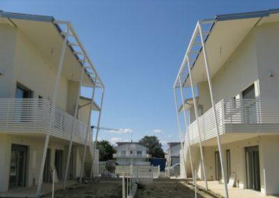 Residenze in località Savio (RA), via Ortazzino